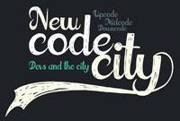 NEW CODE CITY